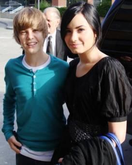 Justin Bieber y Demi Lovato ~ Jemi