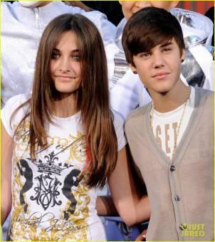 Justin Bieber y Paris Jackson ~ Jaris