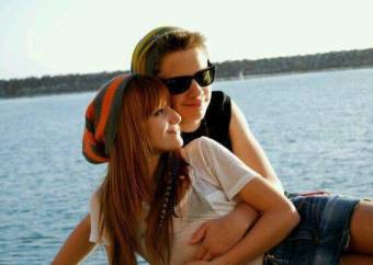 Bella Thorne & Garrett Backstrom (Barrett)