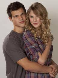 Taylor Swift y Tylor Lautner