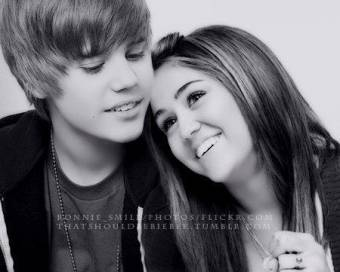 Miley & Justin