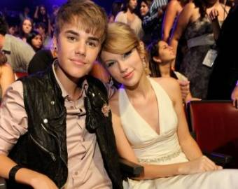 Taylor S. y Justin Bieber