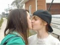 Justin y Caitlin