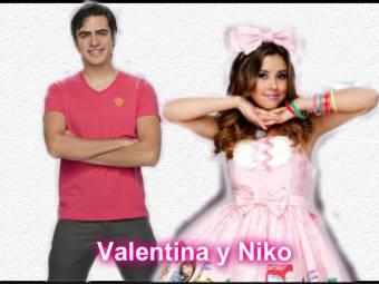 Valentina y Niko (pink team)