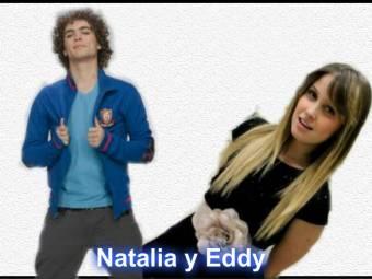 Natalia y Eddy (blue team)