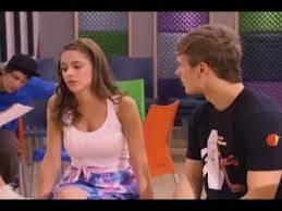 Braco y Violetta.