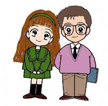 Meiko y Prof. Namura