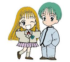 Suzu y Kei