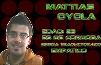 Mattias Oyala