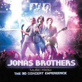 The Jonas Brothers 3D Concert Experience