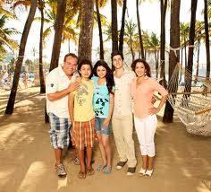 los magos de waverly place vacaciones en el caribe