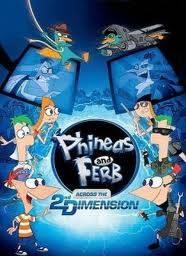 Phineas Y Ferb A Través De La 2ª Dimensión