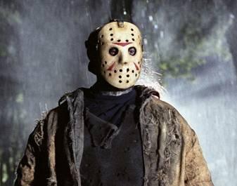 Jason no da miedo la he visto.