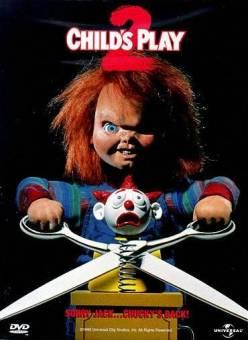 Chucky 2 he visto 1,2,3,4,5,6 y no dan miedo puede ser que la que de miedo es la 6.