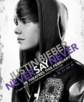 Justin Bieber en Never Say Never ♥