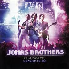 The Jonas Brothers en concierto