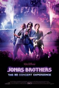 """Jonas Brothers """"The 3-D concert experience"""""""