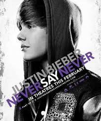 justin bieber ( never say never )
