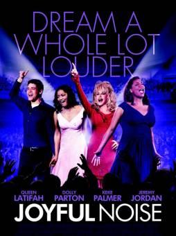 Joyful Noise con Queen Latifah, Dolly Parton y Keke Palmer
