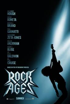 Rock of Ages con Julianne Hough, Diego Bonetta y Tom Cruise