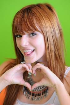 La asombrosa de CeCe Jones (Bella Thorne)
