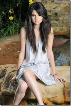 A Selena Gomez