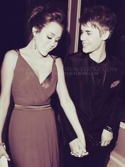Justin y Miley (Jiley)