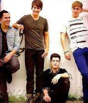 big time rush!! ♥
