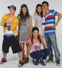Maxi,Cami,Fran,Tomas y Violetta !