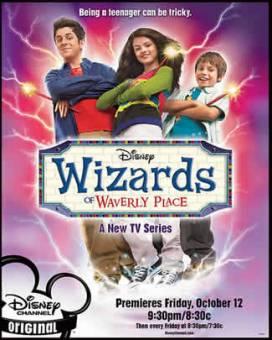 ... que interpreta Selena Gomez en �Los Hechiceros de Waverly Place�?