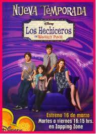Hechizeros de weberly place