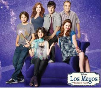 Los hechizeros de Waverly Place