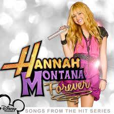 •Hannah Montana Forever