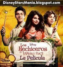 Los Hechizeros de Waverly Place La Pelicula