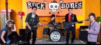 Rocks bones