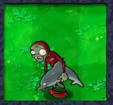 Zombi Con Delfin