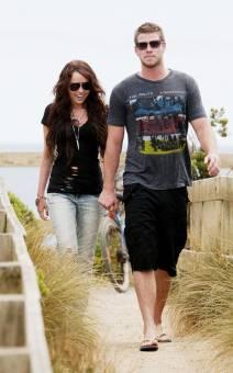 Miley cyrus i liam