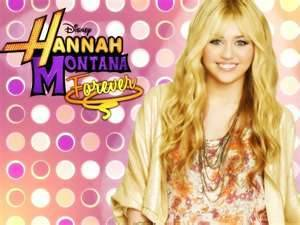 miley cyrus (Hannah Montana)