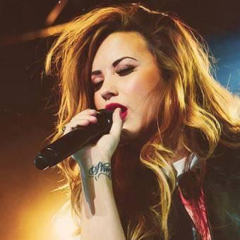 Demi hermosa Lovato♥