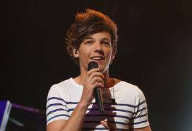 Louis Tomlinson de One Direction