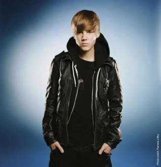 1.Justin Bieber