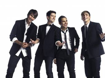 Big Time Rush:)