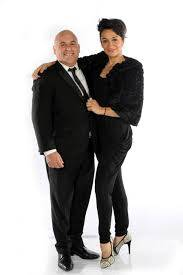 Anita Martínez y Bicho Gómez