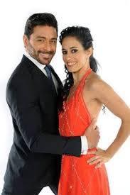 Hernan Piquín y Cecilia Figueredo