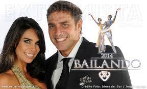 Matías Alé y Sabrina Ravelli
