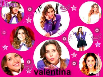 Paulina Goto (Valentina)