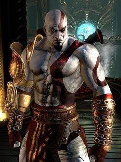 Kratos (es guapo raramente)
