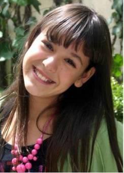 Danna Paola de Pequeña