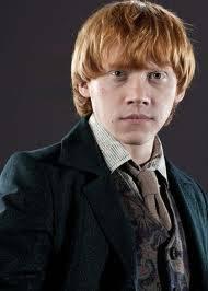 Ron Weasley (Rupert Grint)