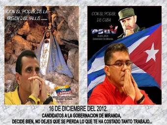 Capriles o Elia Jauda
